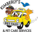 Kimberly's Pet Taxi logo-150